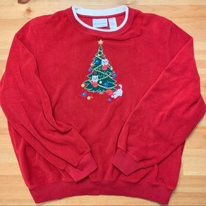 Sweaters - Christmas Cats Vintage Crewneck Sweater